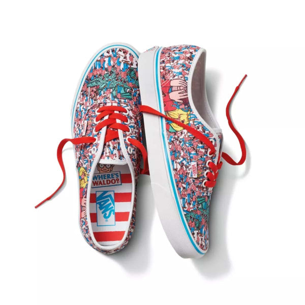 + Where's Waldo? UA Authentic