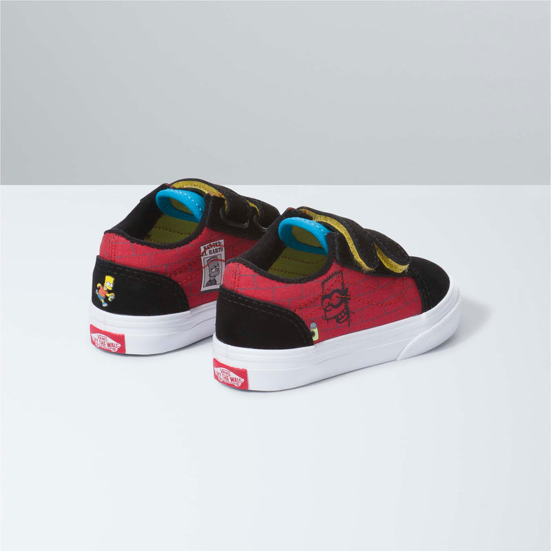 + The Simpsons Toddler Old Skool V 'El Barto'