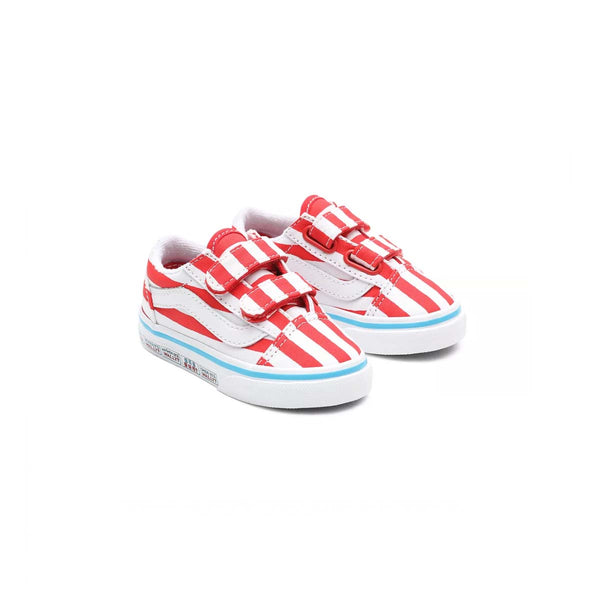 + Where's Waldo? Toddlers Old Skool V