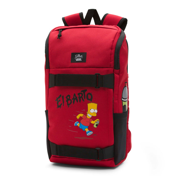 + The Simpsons Obstacle Backpack