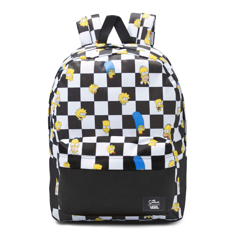 + The Simpsons Old Skool III Backpack