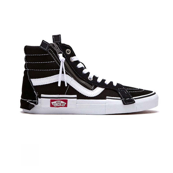 Vans UA SK8 Hi Reissue CA Black/TruWhite (Cut and Paste Collection)