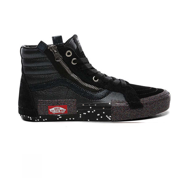 Vans UA SK8 Hi Reissue CA Glitter Mix/black (Cut and Paste Collection)