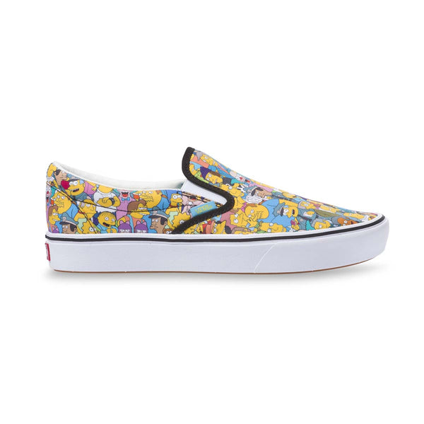 + The Simpsons UA ComfyCush Slip On