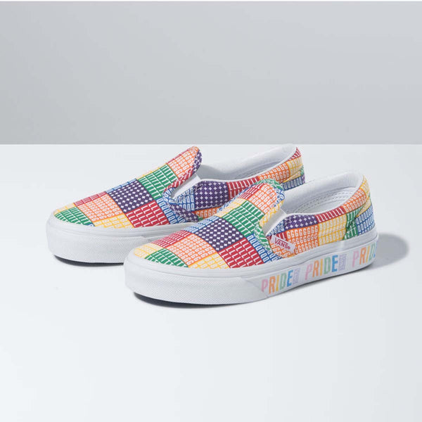 Kid's Slip On 'Pride'