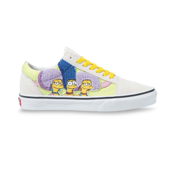 + The Simpsons Old Skool 'The Bouviers'