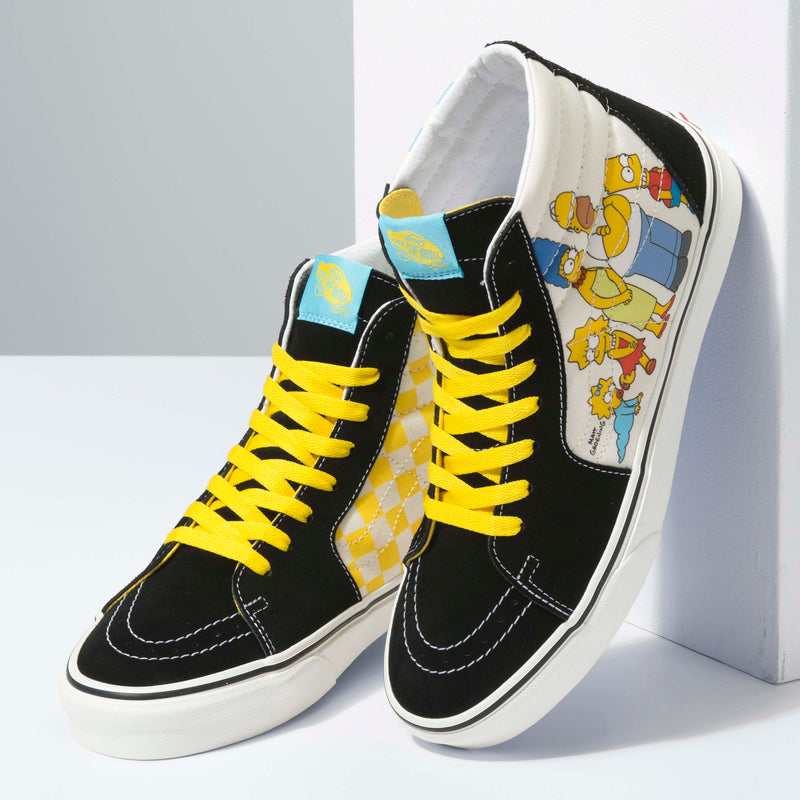 + The Simpsons Sk8-Hi '1987-2020'