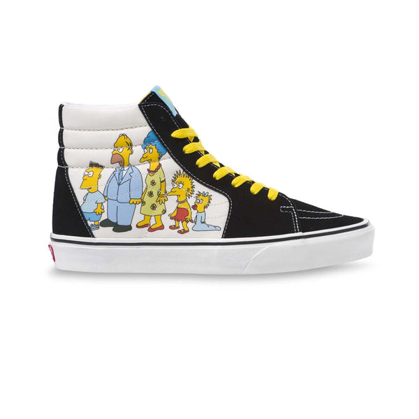 + The Simpsons Sk8-Hi