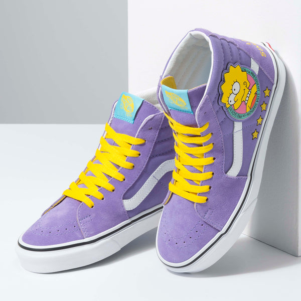 + The Simpsons Sk8-Hi 'Lisa 4 Prez'