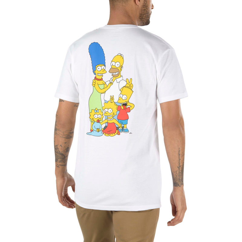 + The Simpsons Family Short Sleeved Tee