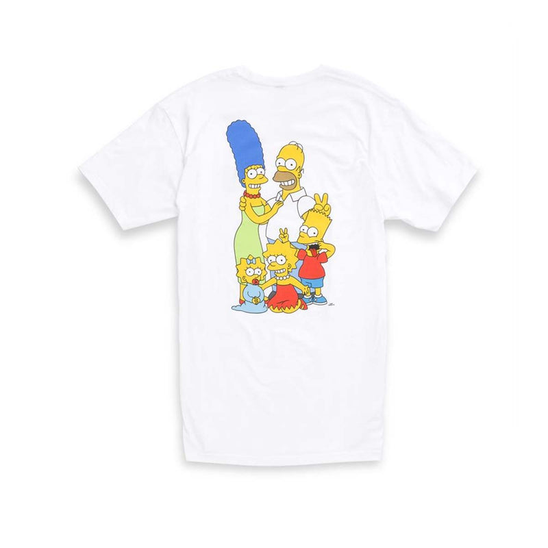 + The Simpsons Family T-shirt