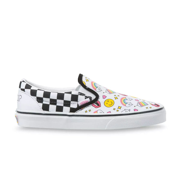 + Flour Shop Classic Slip-On 'Icons Checkerboard'