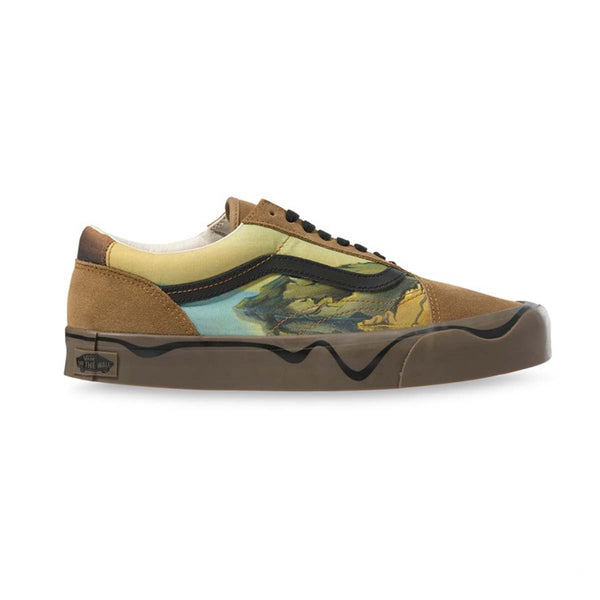 + MoMA UA Old Skool Twist 'Salvador Dali'