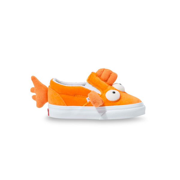 + The Simpsons Fish Slip-on Velcro TD 'Blinky'