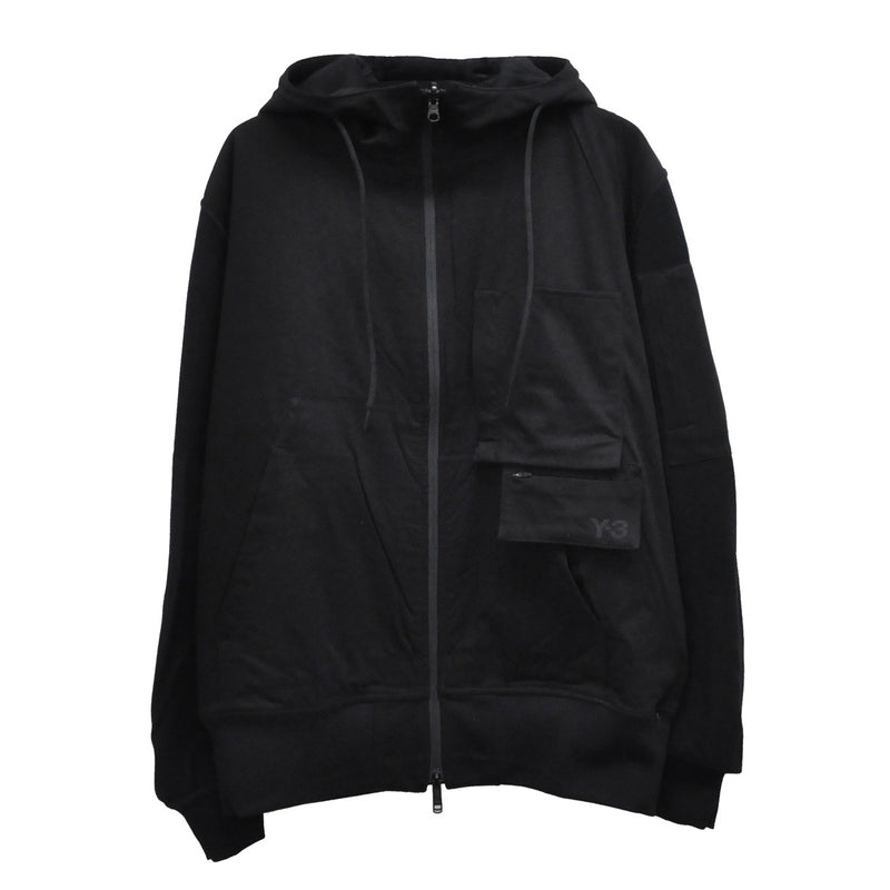 M Travel Reversible Full Zip Hoodie