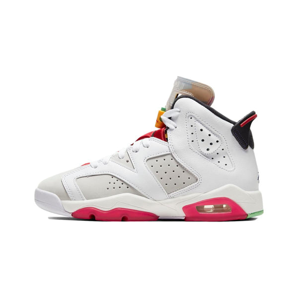 Air Jordan 6 Retro Hare GS