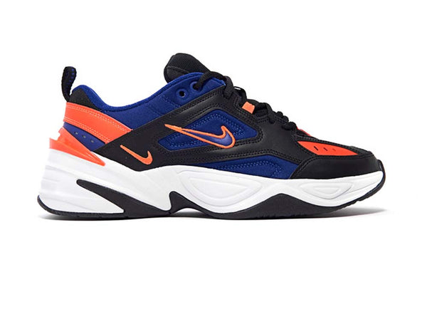 Nike M2K Tekno Black/Bright Crimson/White/Deep Royal Blue