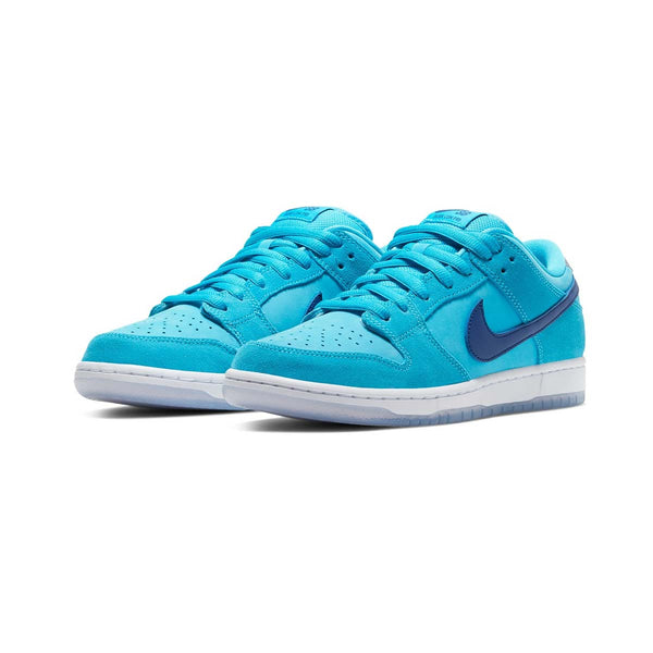 SB Dunk Low 'Blue Fury'