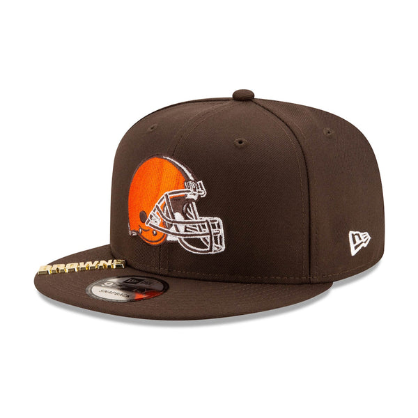 Cleveland Browns Metal Duel 9FIFTY Cap