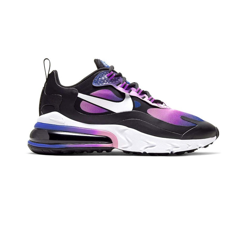 Nike Wmns Air Max 270 React SE 'Bubble Pack' Hyper Blue/ White/ Magic Flamingo