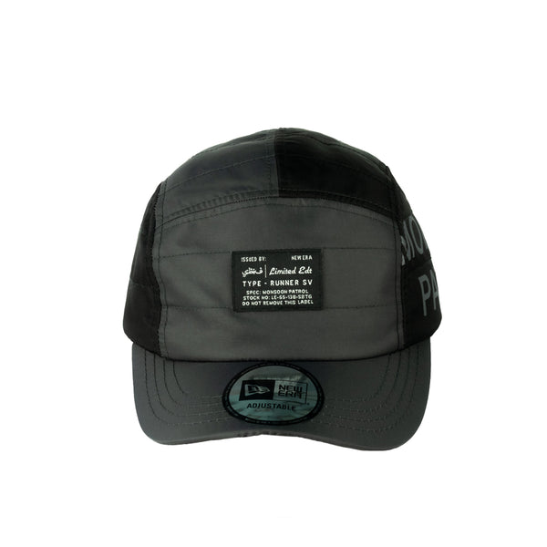 SBTG x New Era Runner SV Cap 'Monsoon Patrol II' Black