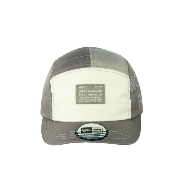 SBTG x New Era Runner SV Cap 'Monsoon Patrol II' Grey