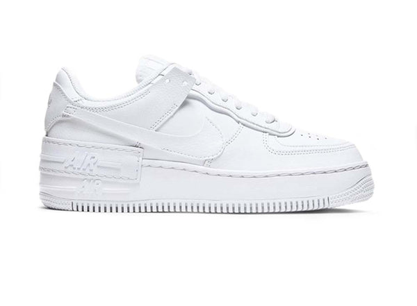 Nike Wmns Air Force 1 Shadow 'Triple White'