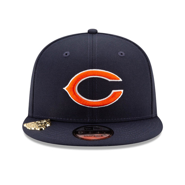 Chicago Bears Metal Duel 9FIFTY Cap