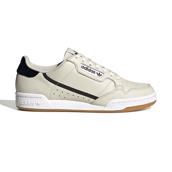 adidas Original Continental 80 W RAW WHITE / CORE BLACK / CLOUD WHITE