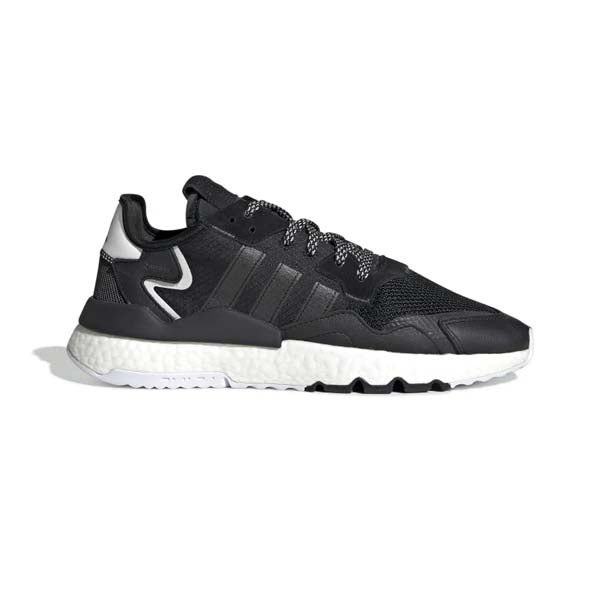 adidas Nite Jogger Core Black White