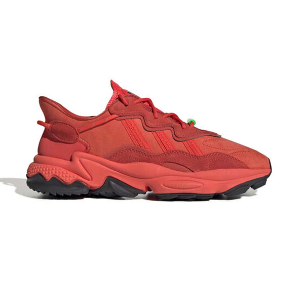 adidas Ozweego HI-RES RED / HI-RES RED / SOLAR GREEN