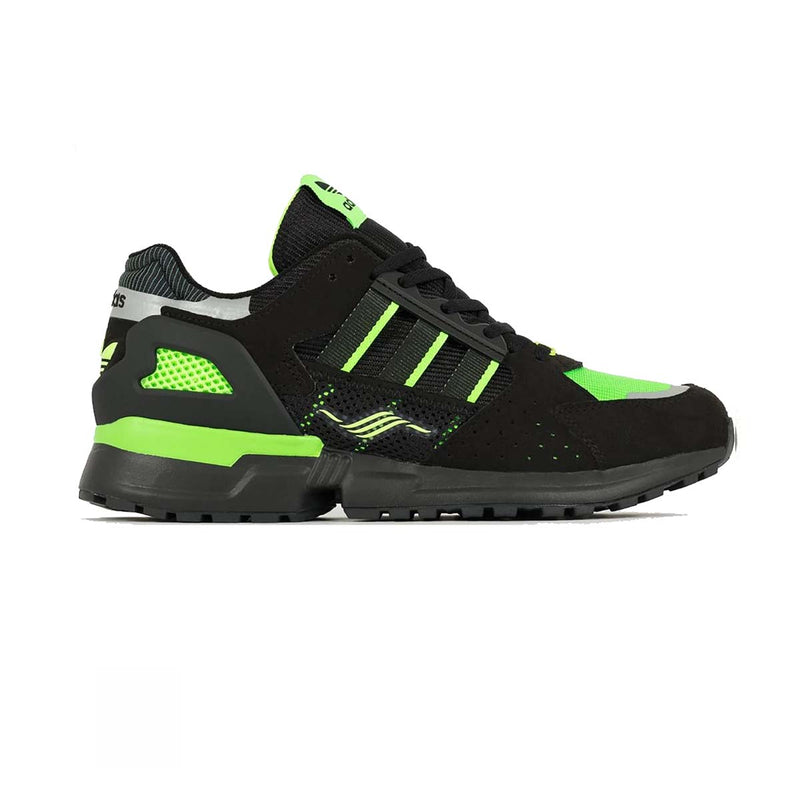 adidas Consortium x Jacques Chassaing ZX 10,000 C Black/SGreen/Reflective