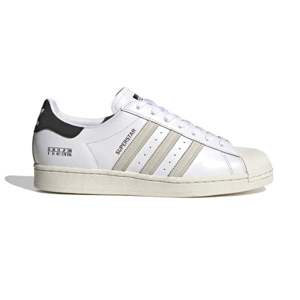 Superstar 'Size Tag' White