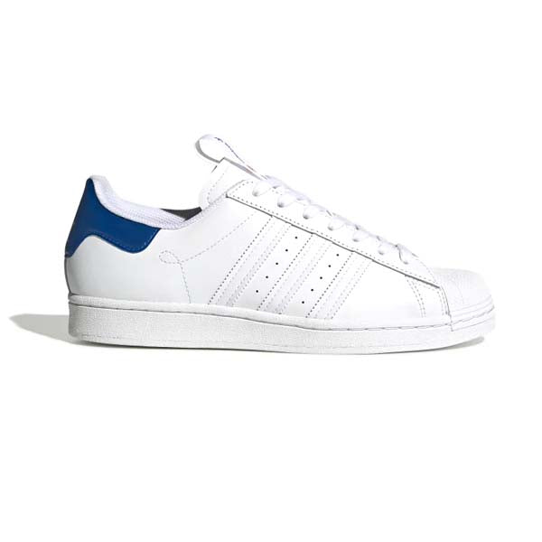 adidas Superstar CLOUD WHITE / CLOUD WHITE / GLORY BLUE