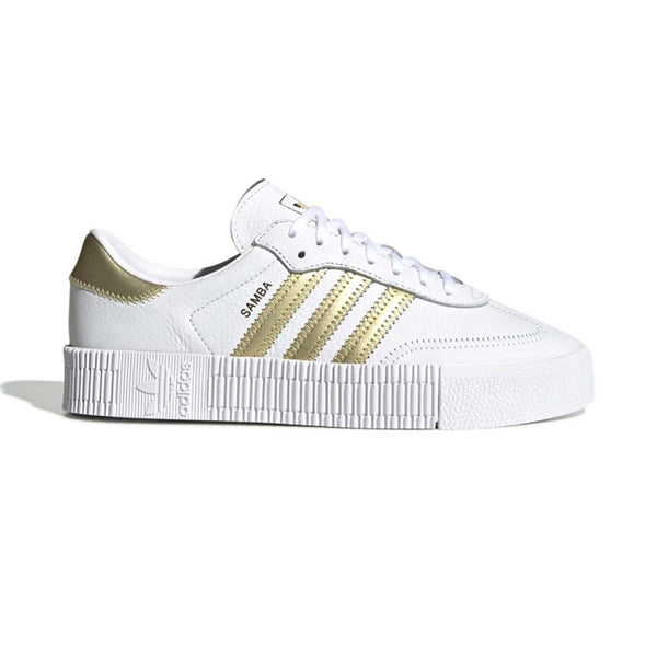 adidas SambaRose  W Cloud White / Cyber Metallic / Pale Nude