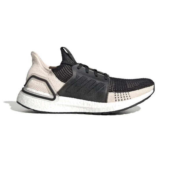 adidas Ultraboost 19 Core Black / Linen / Crystal White