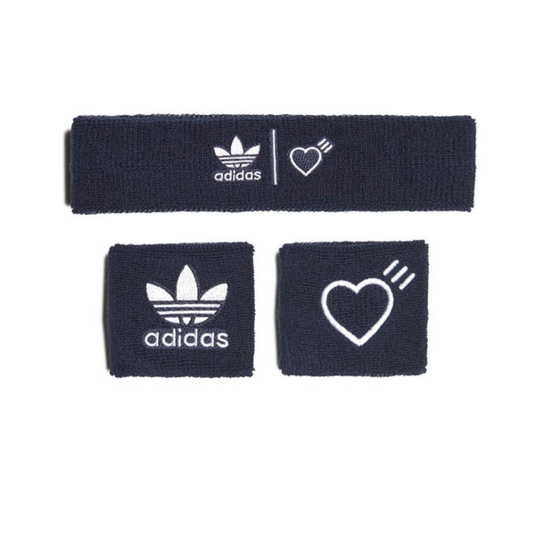 + Human Made Wristbands & Headband Pack