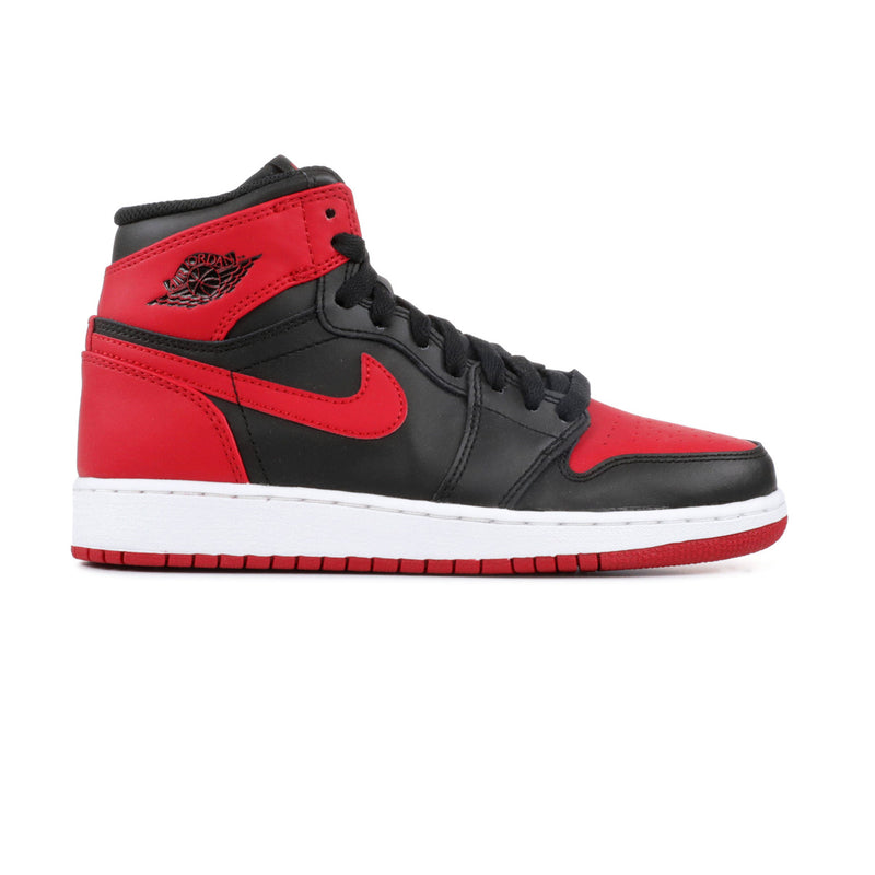 Air Jordan 1 Retro High OG BG 'Bred' 2013