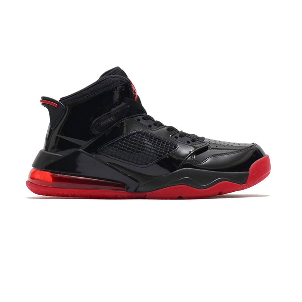 Nike Jordan Mars 270 BLACK/ANTHRACITE-GYM RED Mens