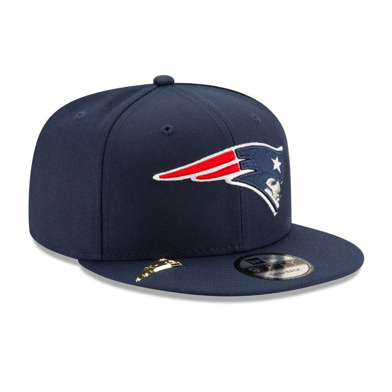 New England Patriots Metal Duel 9FIFTY Cap