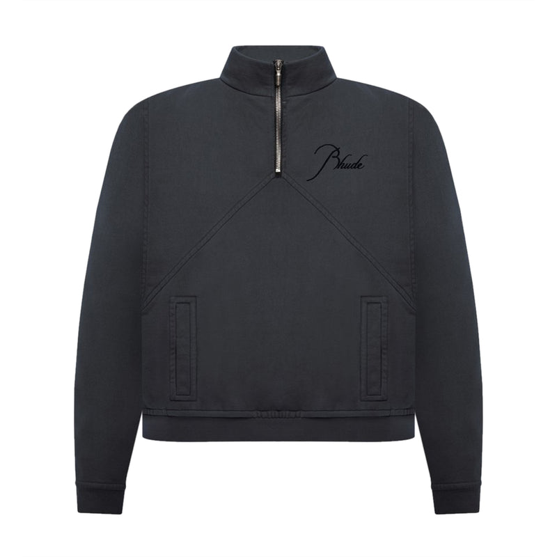 Quarter Zip Pullover Jacket