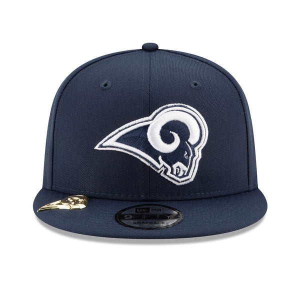 Los Angeles Rams Metal Duel 9FIFTY Cap