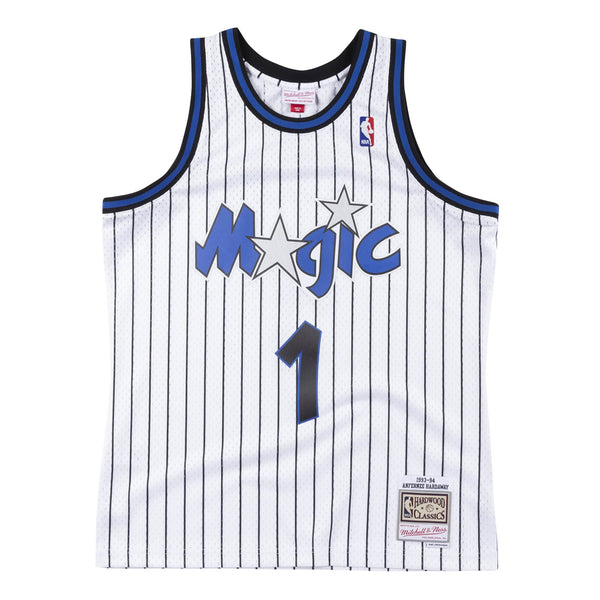 NBA Hardwood Classics Swingman Jersey Orlando Magic Anfernee Hardaway 1993-94