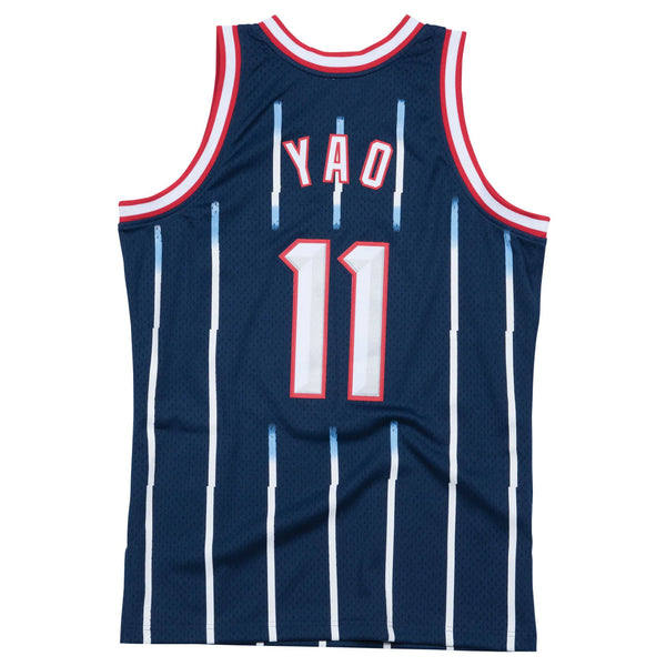 NBA Hardwood Classics Swingman Jersey Houston Rockets Yao Ming 2002-03