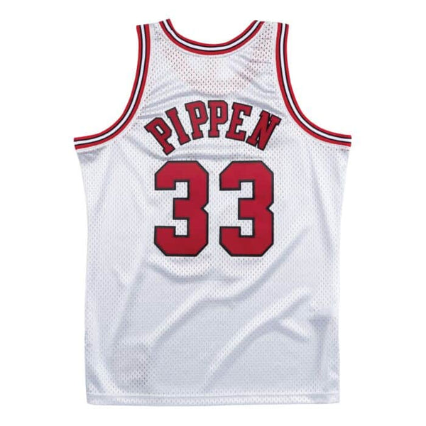 NBA Hardwood Classics Swingman Jersey Chicago Bulls Scottie Pippen 1997-98