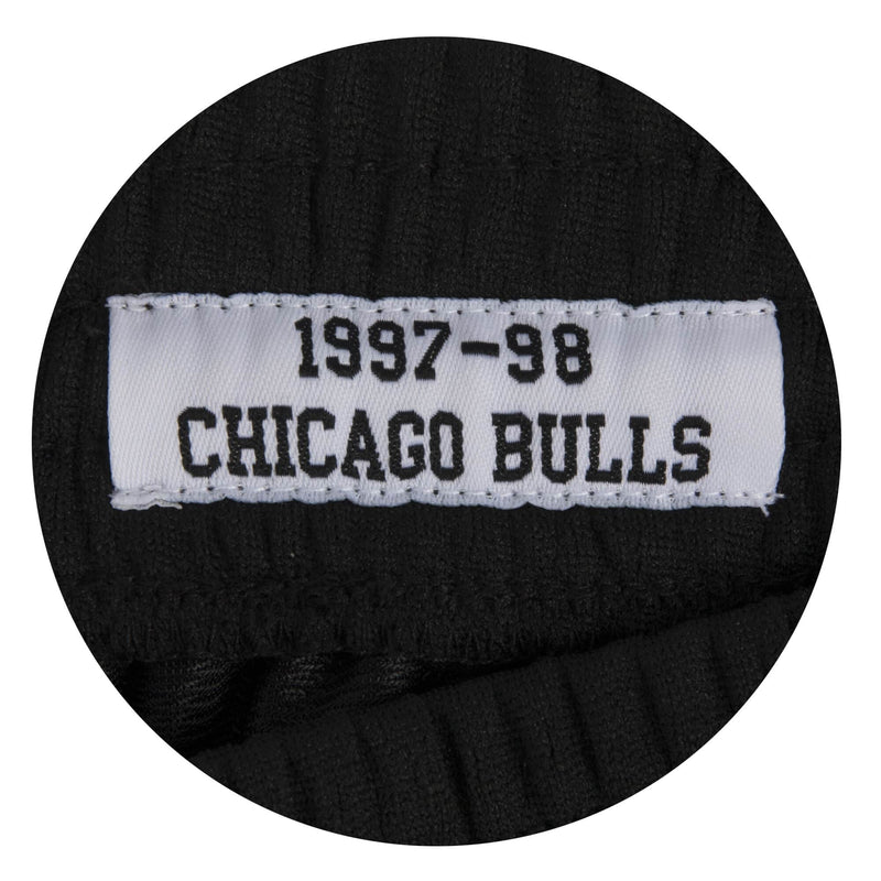 Swingman Shorts Chicago Bulls Alternate 1997-98 Black