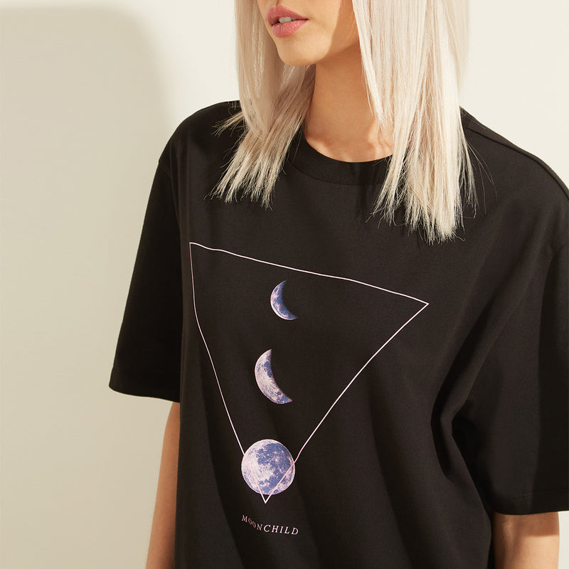 + NIKI Moonchild S/S Tee