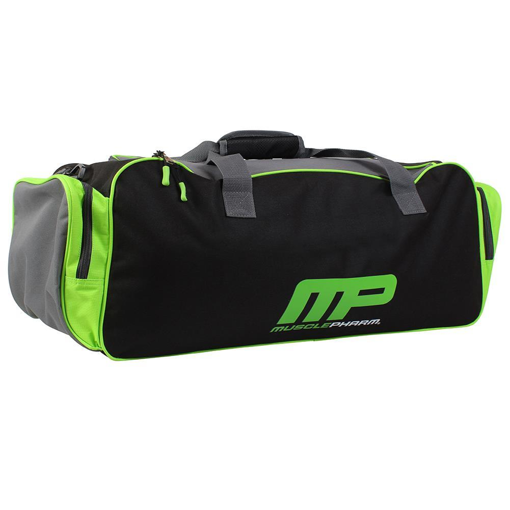 MUSCLEPHARM MULTI ZIP POCKET DUFFLE BAG