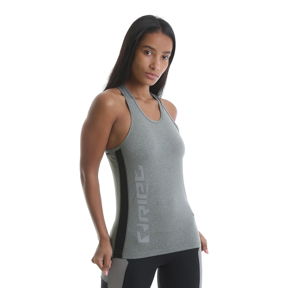 RIPT Performance Mesh Panelled Vest Top