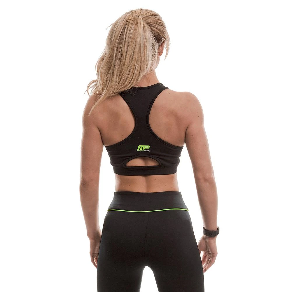 MusclePharm Ladies Hashtag Sports Crop Top